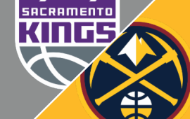 Game of the Week: 12/23 – Game 1 of the Regular season for the Nuggets