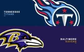 Game of the Week: NFL Wildcard – Titans vs. Ravens