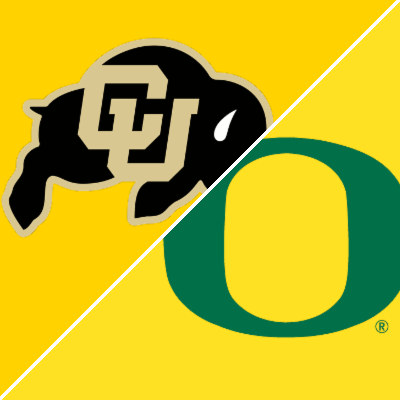 Game of the Week:  Buffs vs Ducks