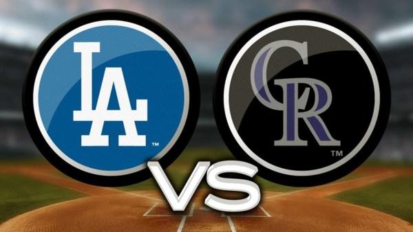 Game of the Week:  Dodgers/Rockies – April 1st