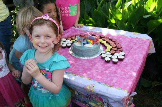 Pony Birthday Cake On Coolest My Little 58
