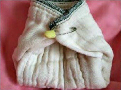Prefold Diaper- clothdiaperconvert.com