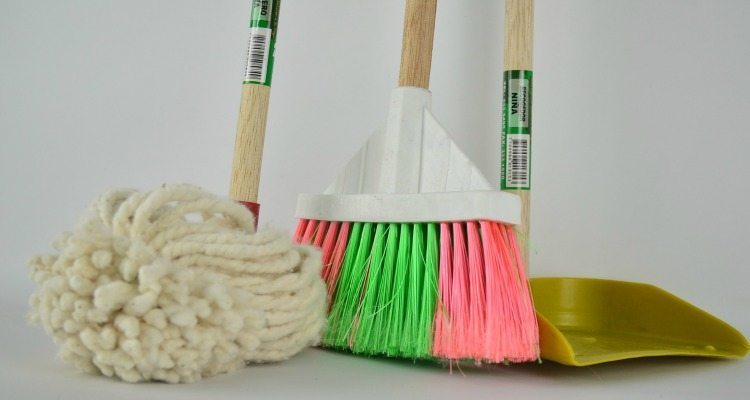 Get your house guest -ready with a thorough cleaning! Here are resources for deep cleaning your home from top to bottom.