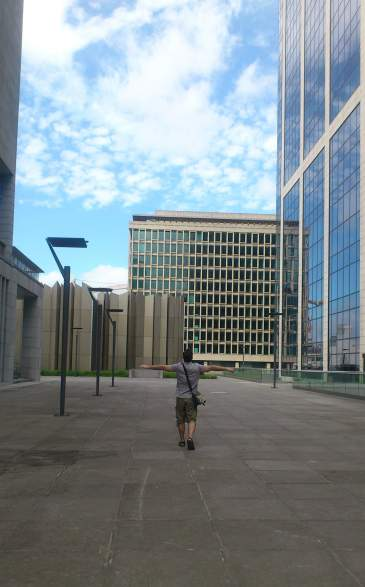 Cité Administrative, Brussels