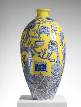 Rosetta Vase - Grayson Perry
