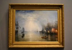 Keelmen Heaving in Coals by Moonlight - Joseph Mallord William Turner