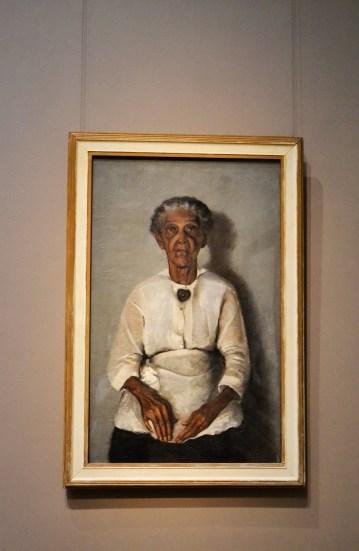 Portrait of my Grandmother - Archibald J. Motley Jr.