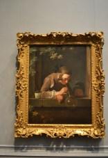 The Soap Bubble - Jean-Siméon Chardin