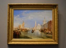 Venice: the Dogana and San Giorgio Maggiore - Joseph Mallord William Turner
