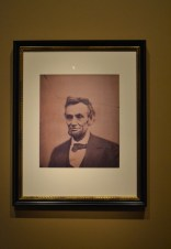 Abrahm Lincoln a month before his second inauguration - Alexander gardner