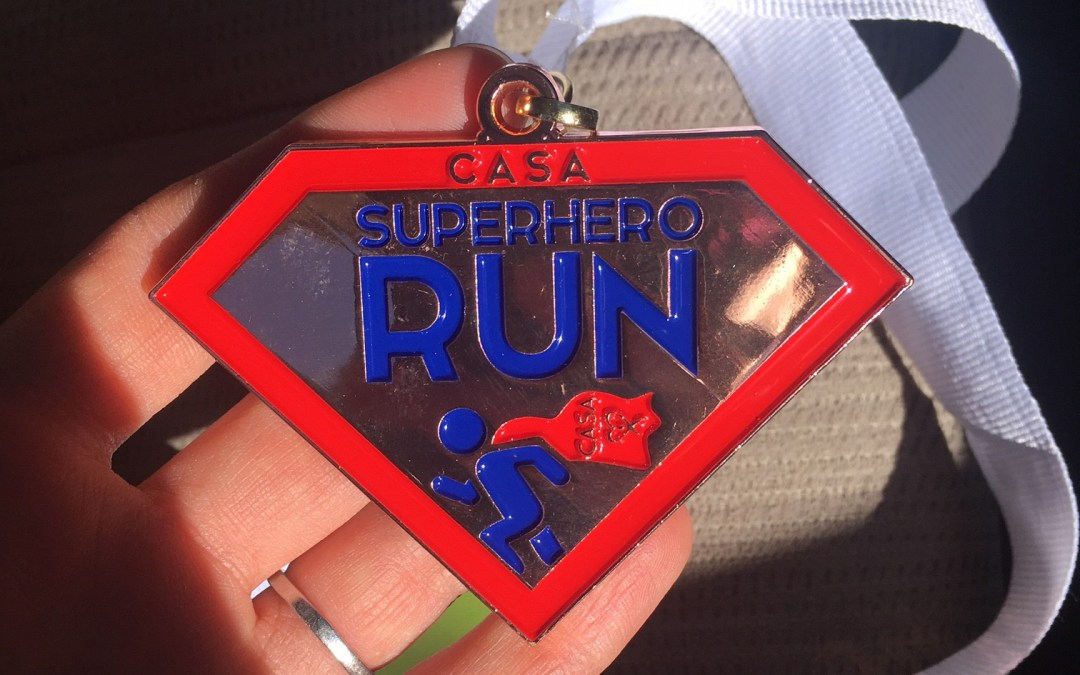 running my own race