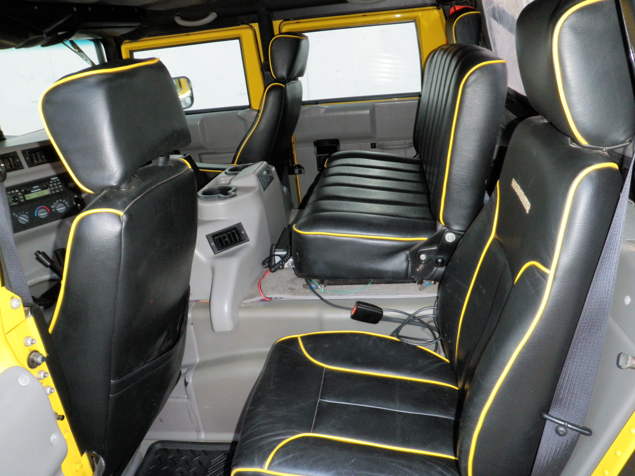 2002 Hummer H1 Opentop Fully Loaded…sold