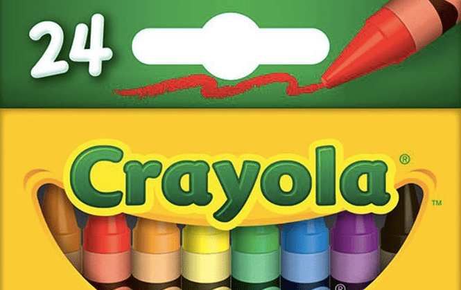 Crayola 24 Ct