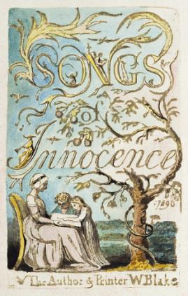 Squashed and Nicely Abridged Books  Songs of Innocence