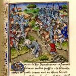 Battle of Crecy 1346 - Hundred Years War