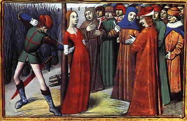 Execution of Joan of Arc