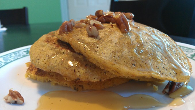 Rhode Island Johnny Cakes Recipe