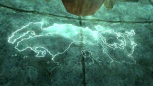 Glowing Maps