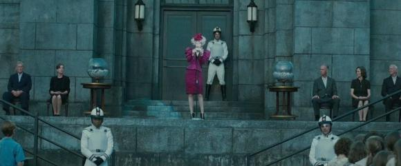 Effie at The Reaping