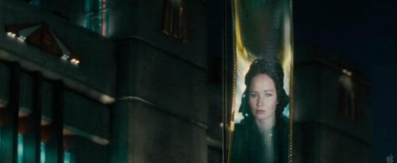 Movie Still: Girl On Fire
