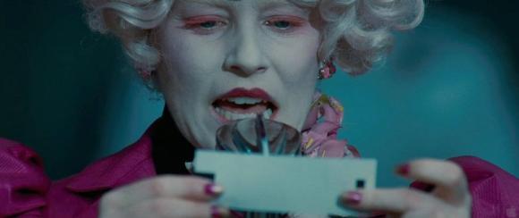 Movie Still: Effie Calls Prim's Name