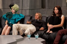 Effie, Haymitch & Katniss
