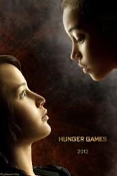 Fan Art: Katniss & Rue