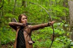 Katniss Hunting
