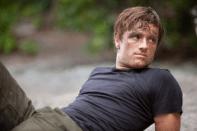 Movie Still: Peeta in Mud