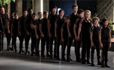 Movie Still: Tributes in a Row