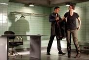 Movie Still: Cinna & Katniss Before The Games