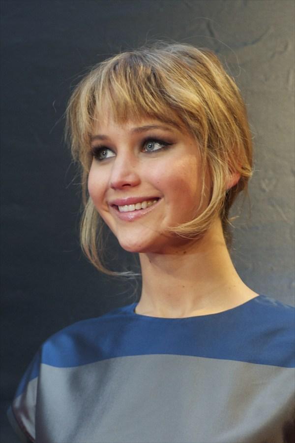 Jennifer Lawrence Attends Hunger Games Fan Event In Spain