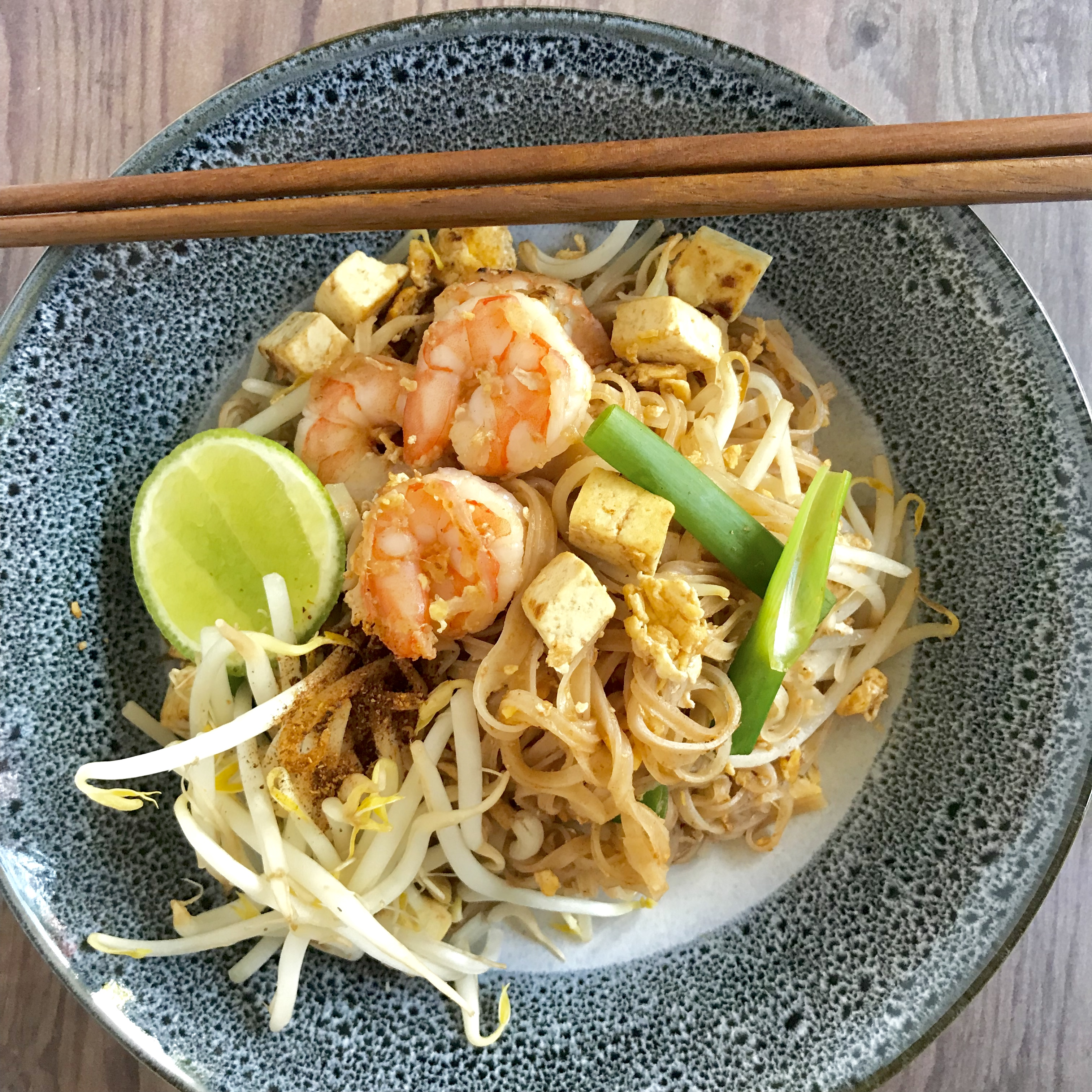 Traditional Pad Thai Dad S Recipe The Hungry Chef
