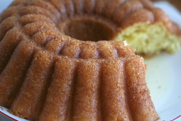 Grandma Goodwin's Famous Rum Cake Recipe