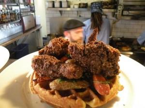 skillet-diner-fried-chicken-waffle
