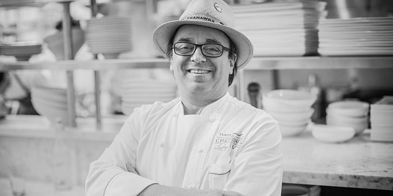 Thierry Rautureau – The Chef in the Hat