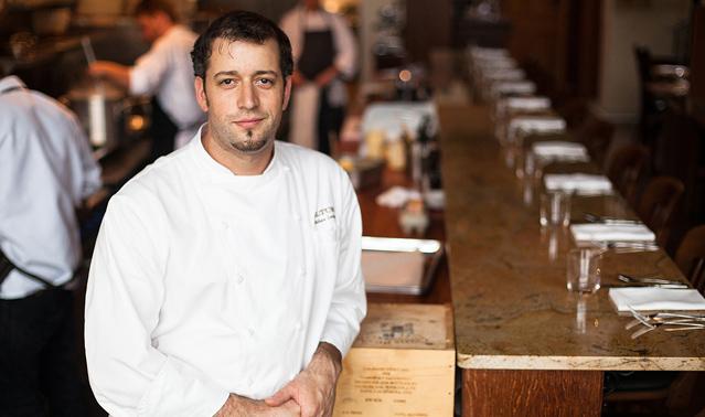 Altura Chef Nathan Lockwood