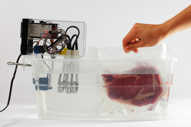 first-sous-vide-machine