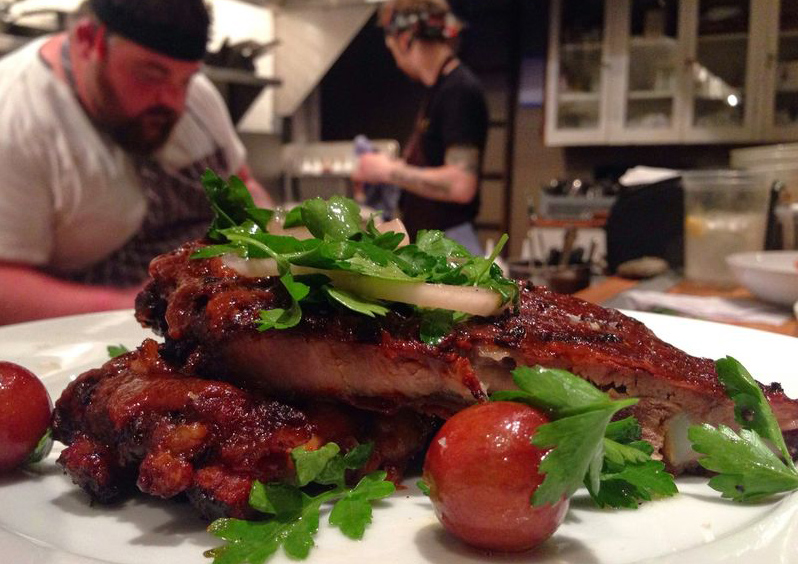 Chef Michael Robertshaw Talks Meat