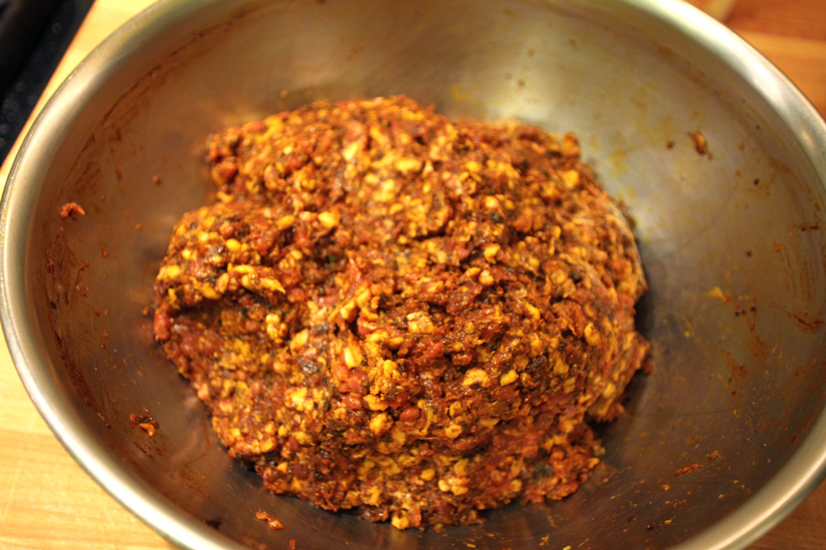 How to Make Mexican Chorizo
