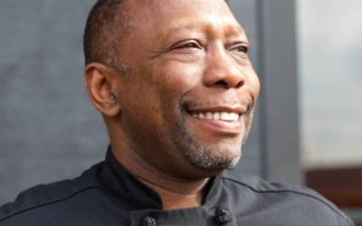 Wayne Johnson of FareStart and Shuga Jazz Bistro