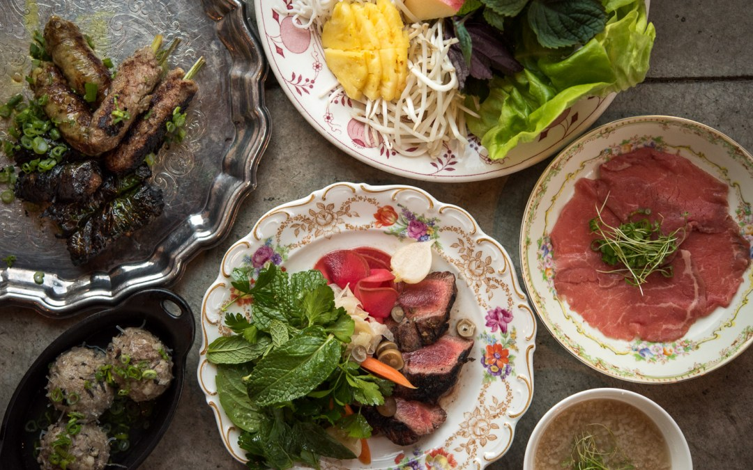 Eric Banh's Seven Beef Steak House