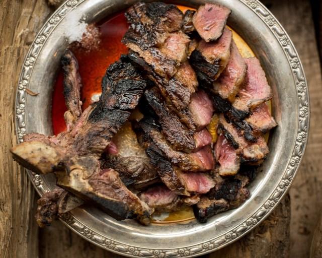 seven beef t-bone