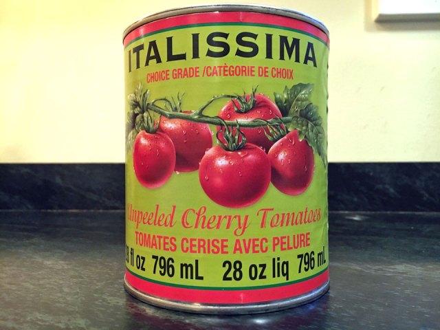 cherry tomatoes amatriciana