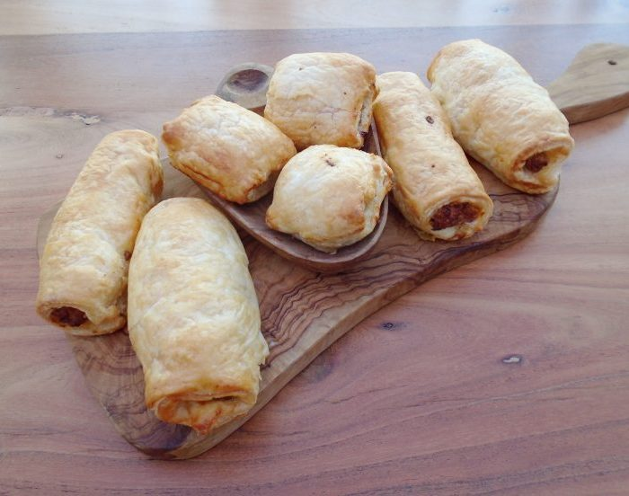 """Gone in 60 Seconds"" Sausage Rolls"