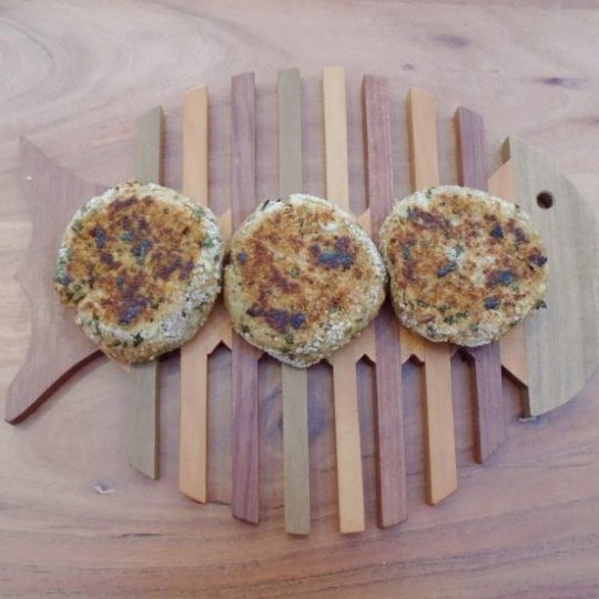Thai Tuna Fishcakes