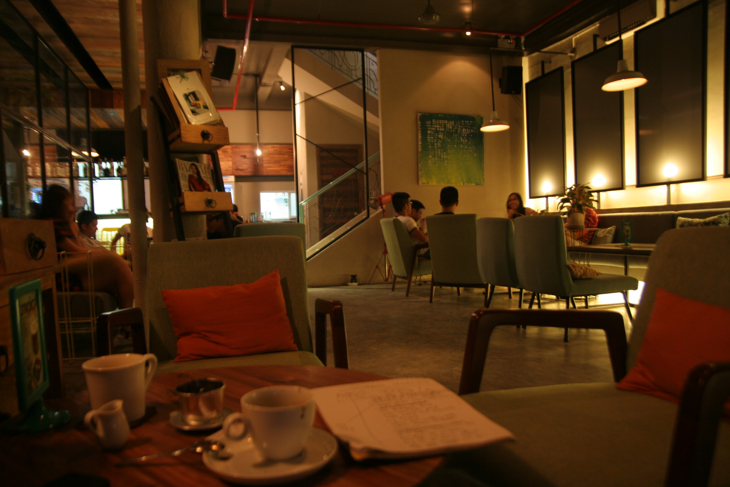 MY 15 FAVORITE CAFES IN SAIGON HO CHI MINH CITY  The