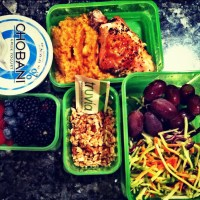 What I pack for lunch
