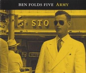 """Army"" - Ben Folds"
