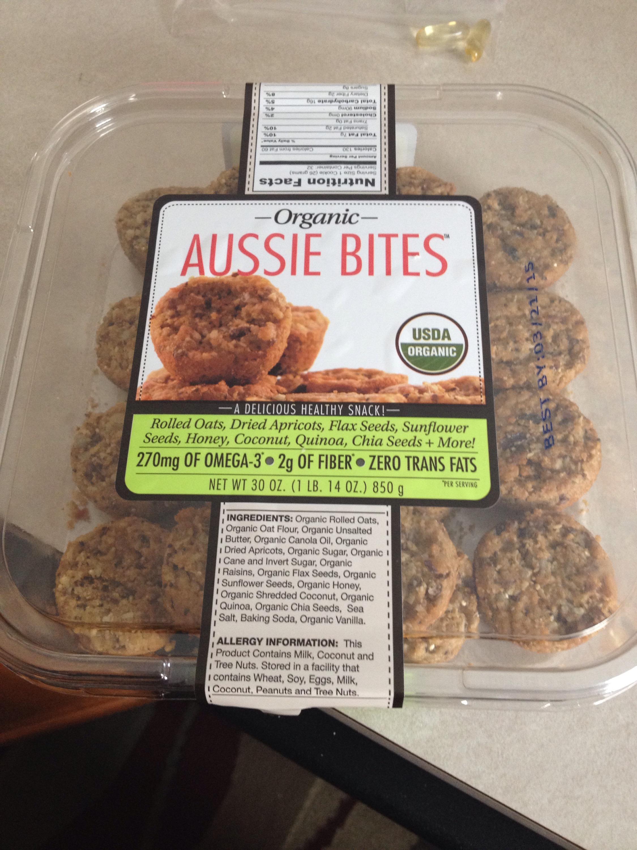 Aussie Bites Calories : aussie, bites, calories, Aussie, Bites, Fitness